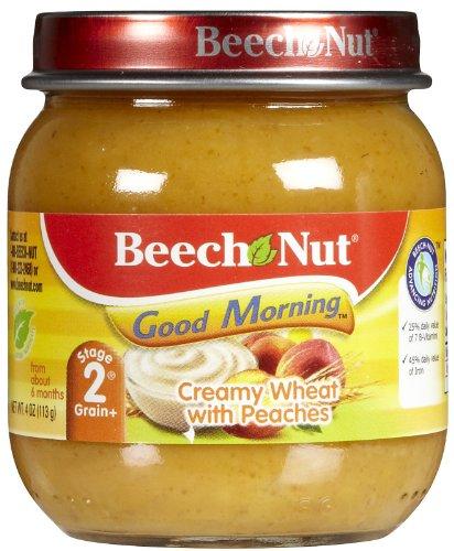 Beechnut Baby Food Online Beech Nut Stage 2 Good Morning Creamy