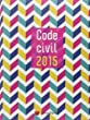 code civil 2015 Jaquette Graphic