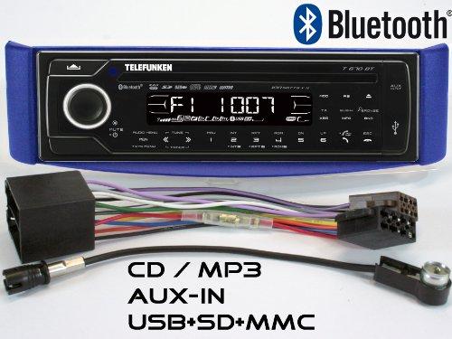 RDS-AUTORADIO für Smart For Two mit UKW, CD
