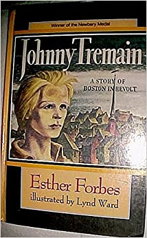 an analysis of the childrens novel johnny tremain by esther forbes Description johnny tremain is a historical fiction book, written by esther forbesit won the newbery medal for 1944, and was also later adapted into a film 14-year-old johnny tremain is an apprentice silversmith in 1770s boston.