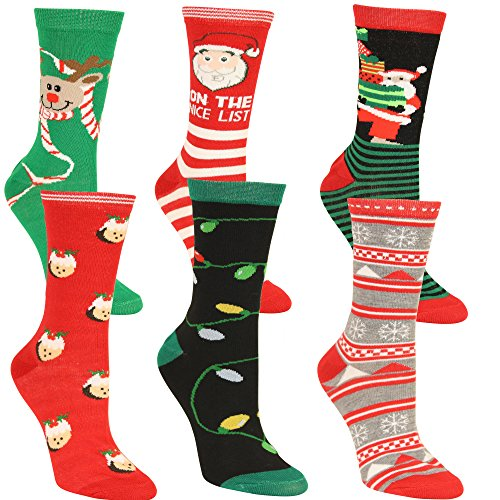 Amazing christmas socks for women