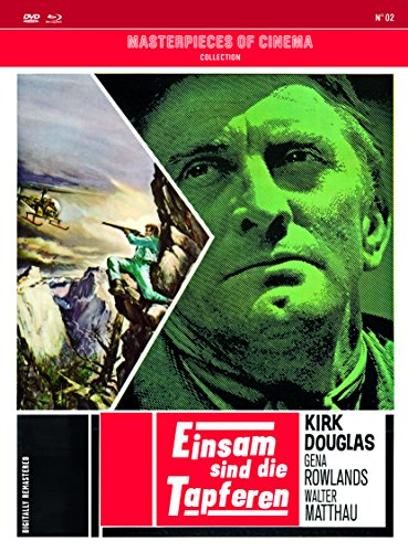 Einsam sind die Tapferen (Masterpieces of Cinema Collection 02) (+ Blu-ray)