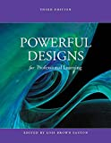 img - for Powerful Designs for Professional Learning 3rd edition book / textbook / text book