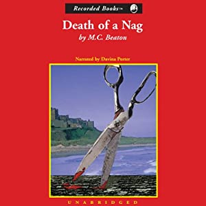 Death of a Nag: A Hamish Macbeth Mystery | [M. C. Beaton]