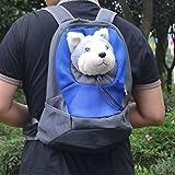 Alcoa Prime Pet Carrier Dog Carrier Pet Backpack Bag Portable Travel Bag Pet Dog Front Bag Mesh Backpack Head Out Double Shoulder 4 Colors
