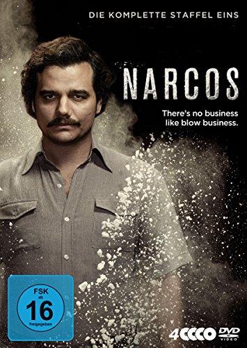 Narcos - Staffel 1 [Edizione: Germania]