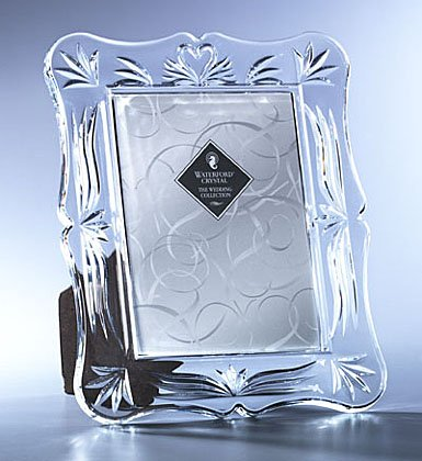 Buy WATERFORD CRYSTAL WEDDING HEIRLOOM PICTURE FRAME 8X10