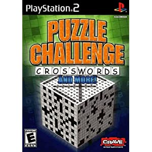 51wekG3hUWL. AA300  Cheap Price Puzzle Challenge: Crosswords and More
