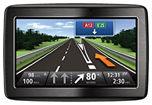 "Tomtom VIA 120 GPS Europe (45 Pays) Écran 4,3"" Bluetooth"