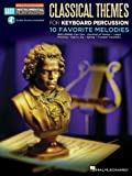 Keyboard Percussion Easy Instrumental Play-Along: Classical Themes (Hal Leonard Easy Instrumental Play-Along)