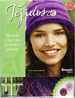 TEJIDOS (Spanish Edition): ANNIE AKERS JOHNSON: 9789876370875: Amazon