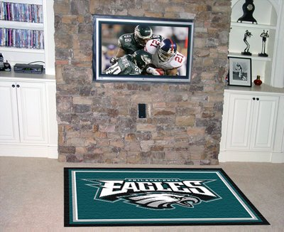 Fanmats Philadelphia Eagles 5x8 Rug