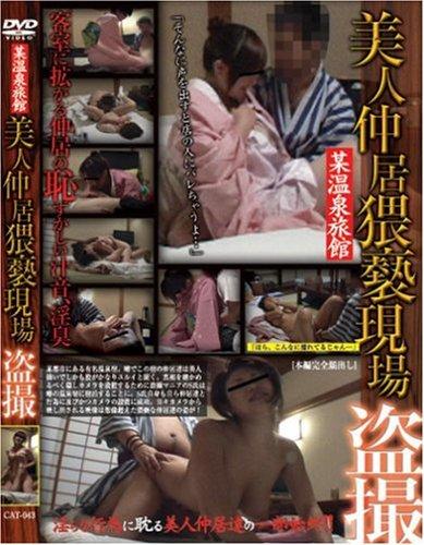 某温泉旅館 美人仲居猥褻現場 盗撮 [DVD]