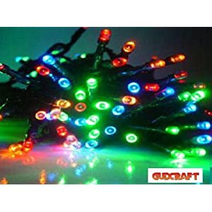 Click to buy Outdoor Christmas Lights: Solar Powered Christmas Lights String Light 24 LED Multicolor from Amazon!