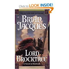 Lord Brocktree (Redwall) by Brian Jacques