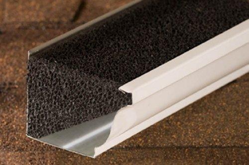"""5"""" K-Style Foam Leaf Gutter Guard Insert--48 Feet/Box"""