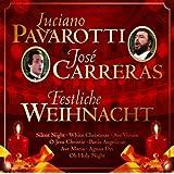 Weihnachten mit Luciano Pavarotti & José Carreras