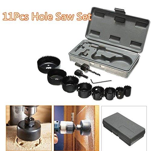 baban-sierra-de-agujero-juego-de-brocas-y-corona-para-madera-metal-aleaciones-11-piezas-19-64-mm