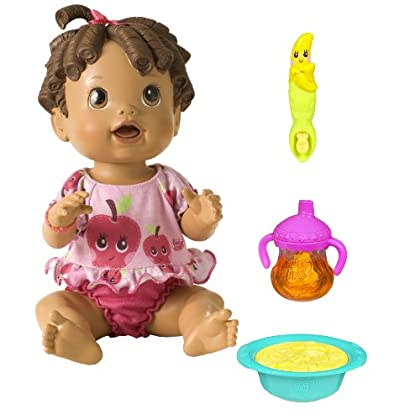 Baby Alive Baby All Gone Doll - Hispanic Puppe aus den USA