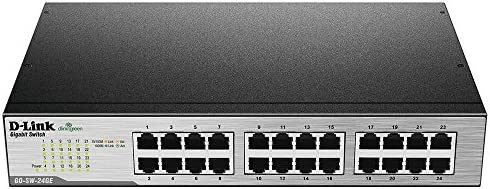 D-Link 24-Port Desktop Switch
