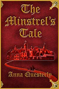 The Minstrel's Tale by Anna Questerly ebook deal