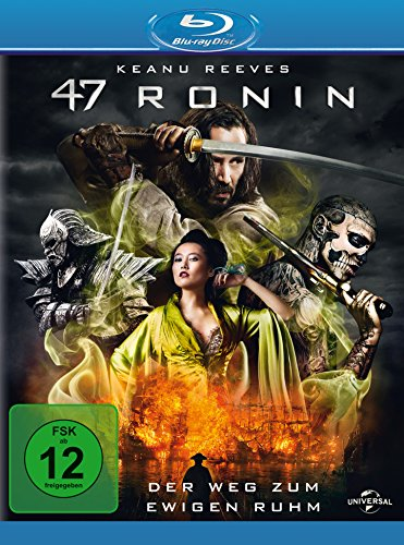 47 Ronin (inkl. Digital Ultraviolet) [Blu-ray]