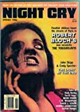 img - for Night Cry Magazine Volume 1 Number 5 Spring 1986 book / textbook / text book