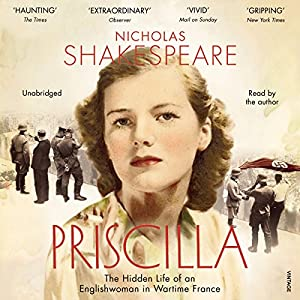 Priscilla Audiobook