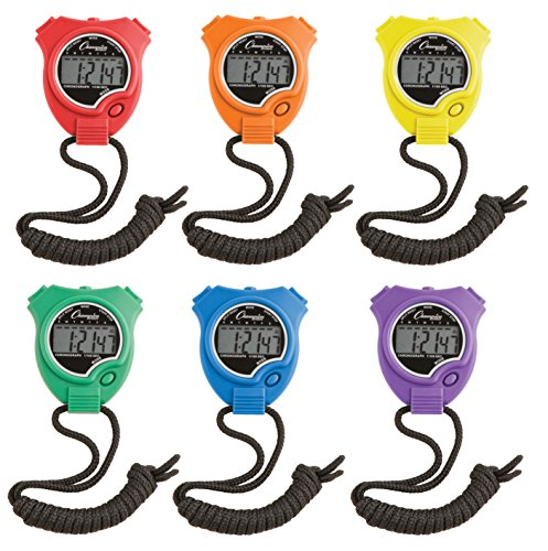 champion-sports-stopwatch-6-set-assorted-2-x-3-item-910-set