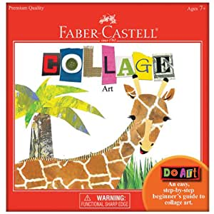 Faber Castell Faber and Castell Do Art Collage