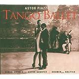 Piazzolla: Tango Ballet, Concierto Del Angel, Tres Piezas Para Orquesta De Camara / Kremer, Glorvigen, et al