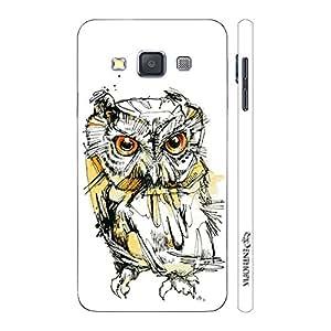 Enthopia Designer Hardshell Case Owl's Eye Back Cover for Samsung Galaxy A5 2015