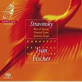 Stravinsky: Rite of Spring / Firebird Suite / Scherzo / Tango