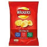 Walkers Variety 18 Pack 18 x 25g