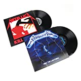 Metallica: 180g Vinyl LP Album Pack (Kill 'Em All, Ride The Lightning)