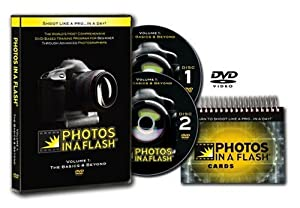 Photos in a Flash [Interactive DVD]
