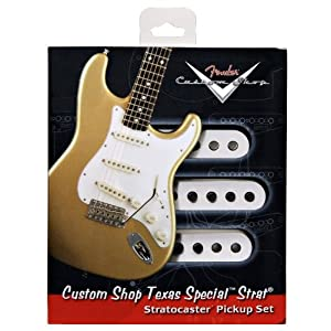 Custom Shop Texas Special