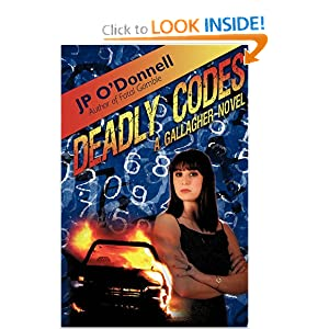Deadly Codes JP O'Donnell