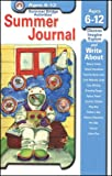 Summer Journal, Grades K - 5 (Summer Series)