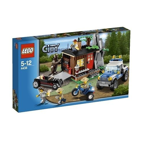 LEGO 4438 CITY Ganovenversteck