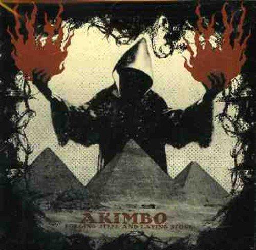 CD : AKIMBO - Forging Steel & Laying Stone