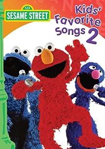 Amazon.com: Sesame Street: Kid's Favorite Songs 2: Kevin Clash, Martin