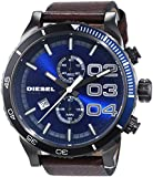 Diesel - DZ4312 - Montre Homme - Quartz Chronographe - Bracelet Cuir Marron