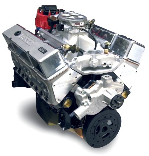 Edelbrock 46210 Crate Engine Performer RPM EFI E-TEC 9.5:1