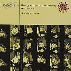 Bach: Goldberg Variations (1955)