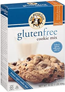 King Arthur Flour Cookie Mix, Gluten Free, 16 Ounce (Pack of 3)