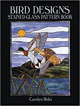 Free stained glass pattern books