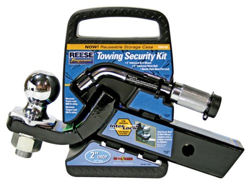 Great Features Of Reese Towpower 7005100 Class III Towing Security Kit