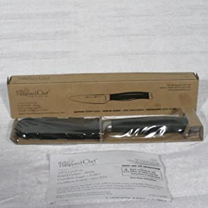 Amazon Com Pampered Chef Forged Knife 3 5 Quot Paring 1051
