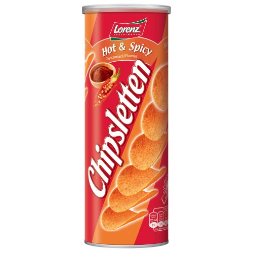 Chipsletten Hot & Spicy